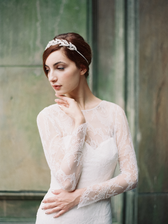 Enchanted Atelier Wedding Veils and Hair Accessories - Lady Marie headband