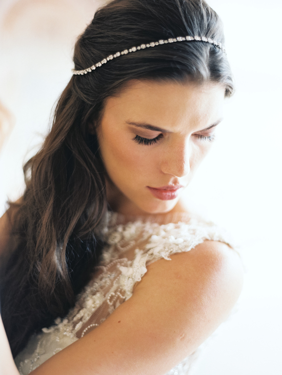 Enchanted Atelier Wedding Veils and Hair Accessories - Eloquence Headband