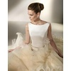 Chic-bridal-chignon-wedding-hairstyle-bateau-neck-wedding-dress.square