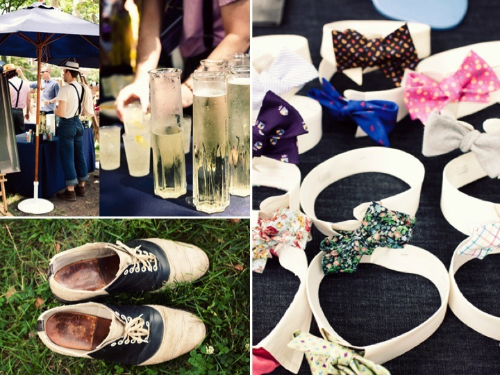 Roaring 20s Wedding Theme With Signature Tails And Der Grooms Wear