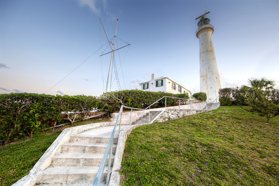photo of Gibbs lighthouse bermuda