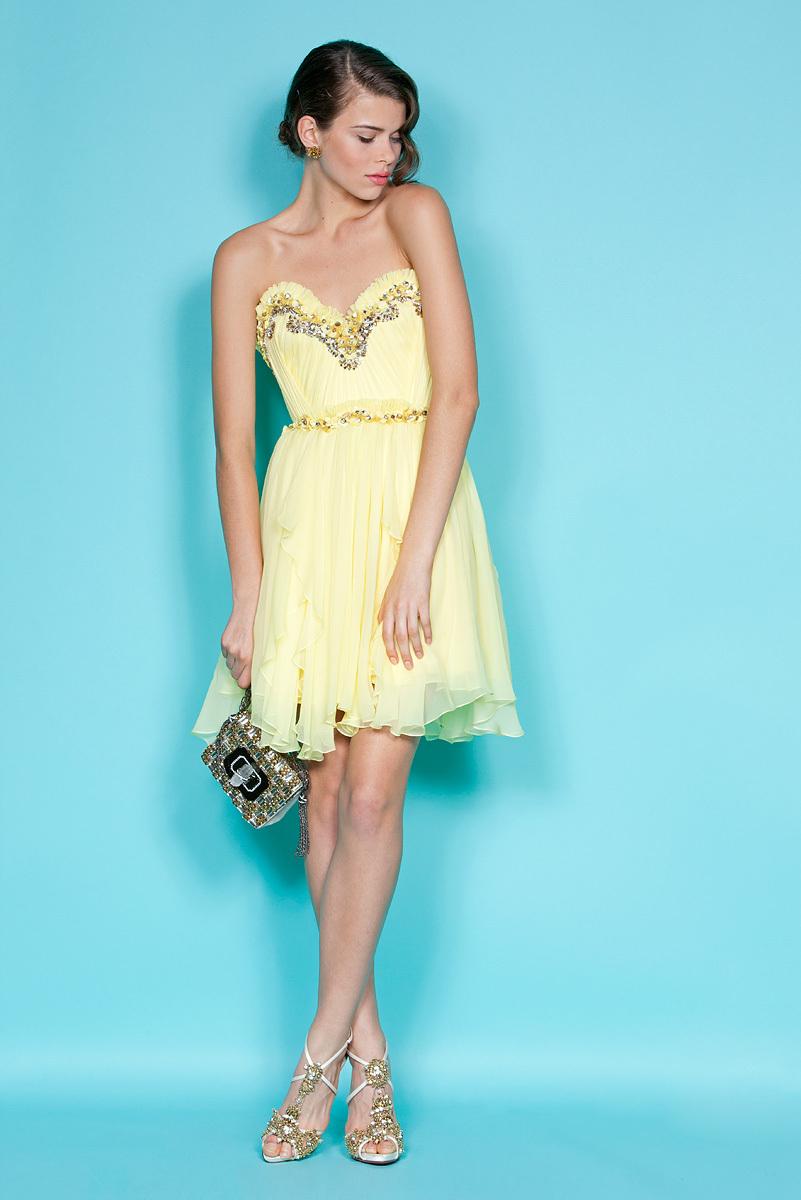 Yellow-bridesmaid-dress-wedding-style-inspiration-marchesa.full