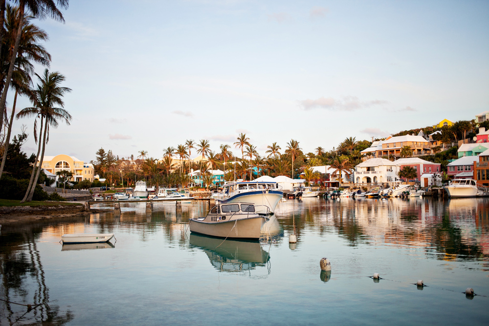 Beautiful Bermuda for the Honeymoon - Tranquil Waters