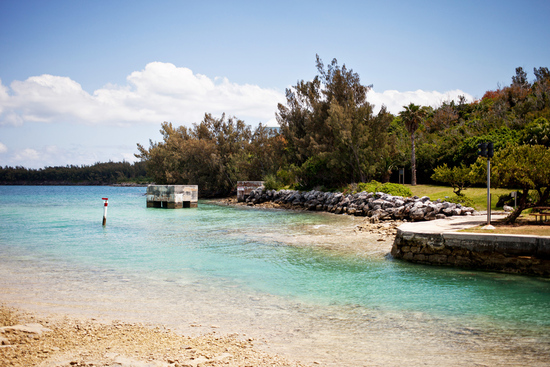 Beautiful Destination Wedding in Bermuda- Idyllic Setting