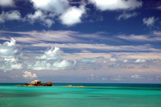 photo of Beautiful bermuda ocean and sky