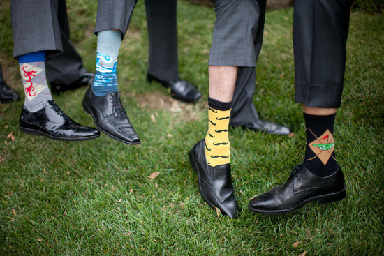 mix and match groomsmen socks