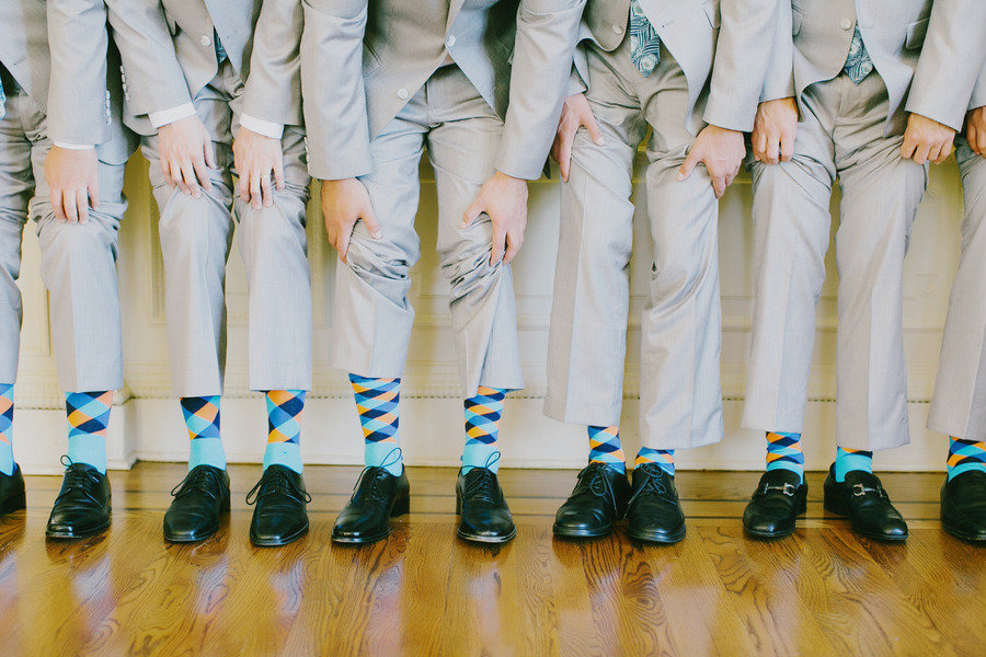 Aqua-orange-and-navy-groomsmen-socks.full
