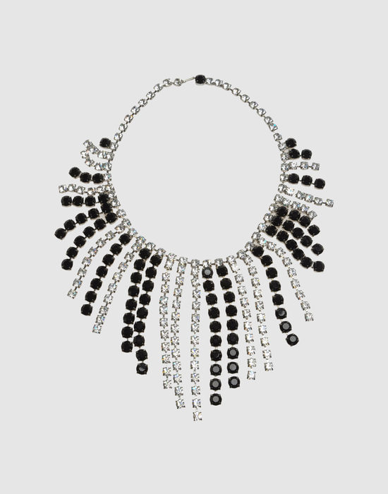 Glamourous statement bridal necklace from Kenneth Jay Lane's vintage collection