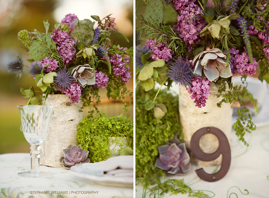 sweet succulents for green weddings 13