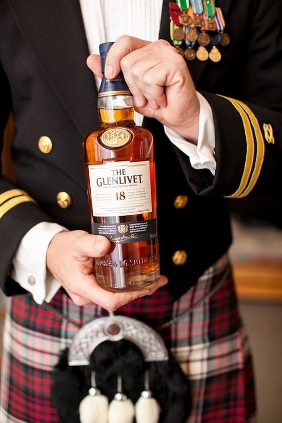 Single Malt Scotch for Wedding Reception