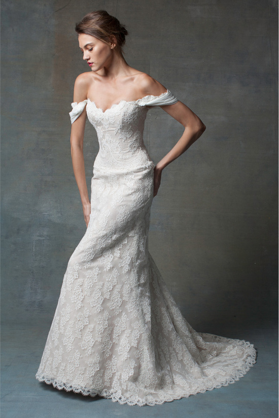 Isabelle Armstrong Bridal Couture - 12