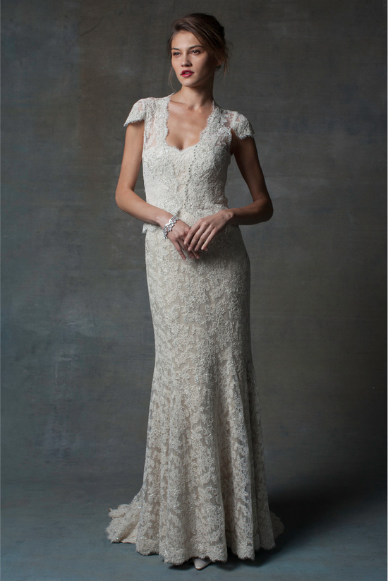 Isabelle Armstrong Bridal Couture - 9