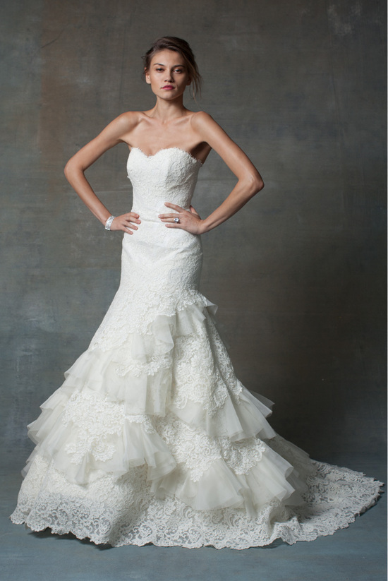 Isabelle Armstrong Bridal Couture - 1