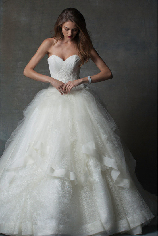 Isabelle Armstrong Bridal Couture - 8
