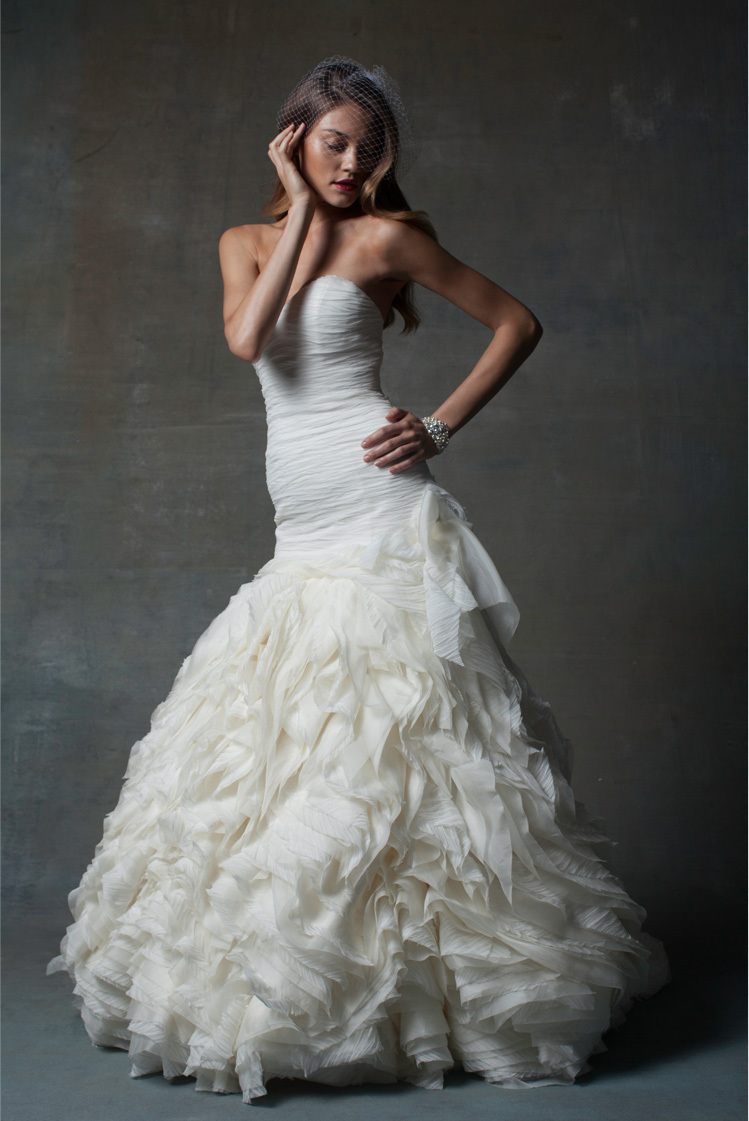 Isabelle Armstrong Bridal Couture - 7