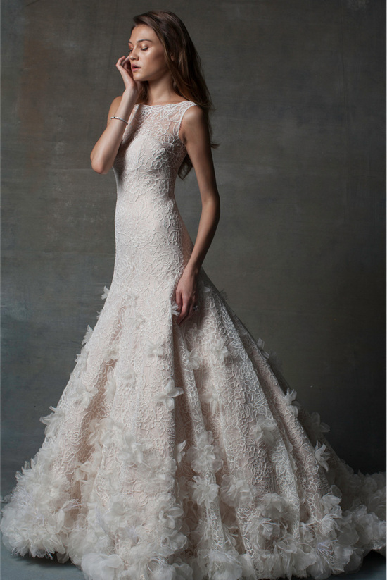 Isabelle Armstrong Bridal Couture - 6