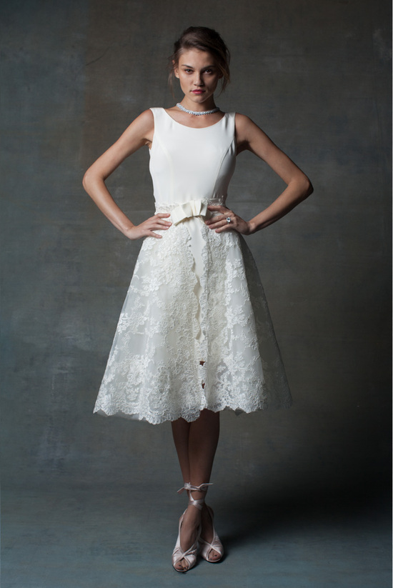 Isabelle Armstrong Bridal Couture - 5