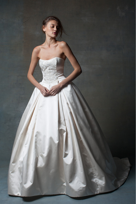 Isabelle Armstrong Bridal Couture - 4