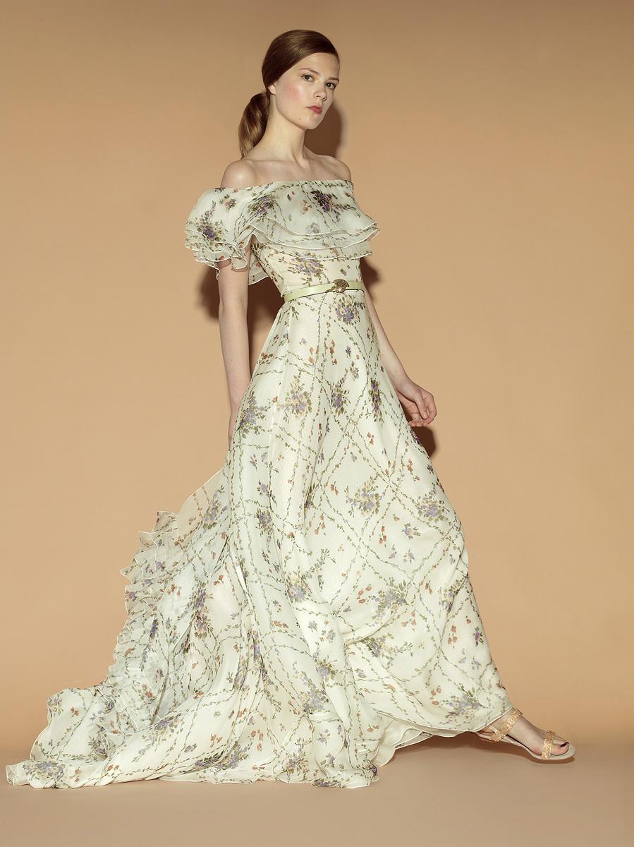 Коллекция вечерних платьев валентино