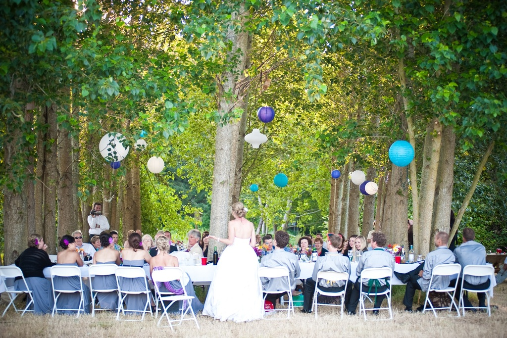 Charmant 10 Tips To A Successful Outdoor Or Backyard Wedding