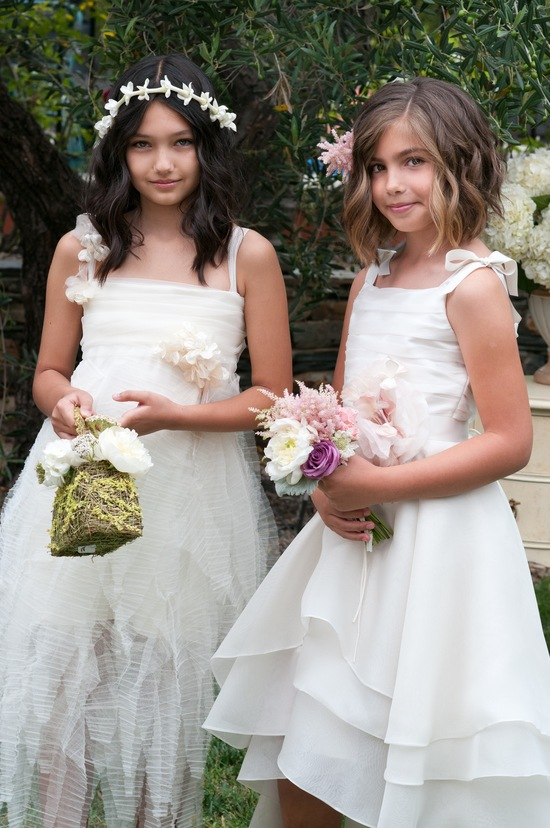 Cocoe Voci Flower Girl Collection 2014