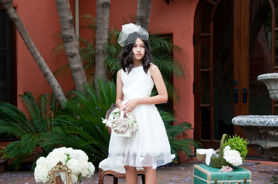 Cocoe Vocie Flower Girl Collection 2014 9