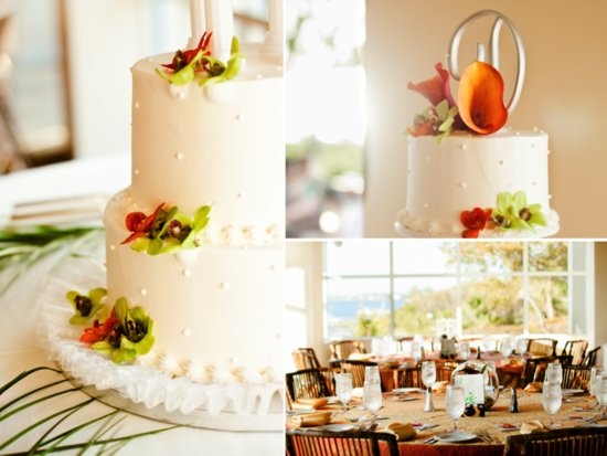 photo of Tropical Beach Wedding in Key Largo: Jess and Ryan