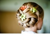 Beach-wedding-classic-bridal-updo-chignon-wedding-flowers-tropical.square