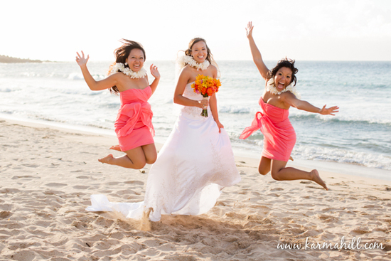 photo of Simple Maui Wedding