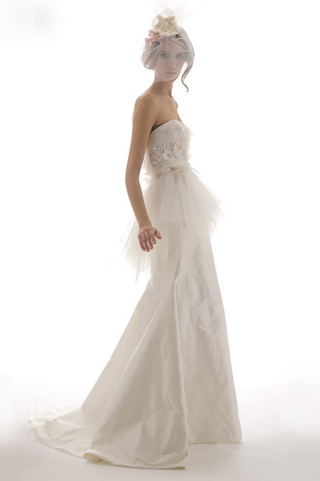photo of Flawless Head-to-Toe: Elizabeth Fillmore Bridal Gowns, 2011