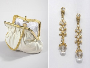 photo of Save Big on Designer Bridal Accessories- Luxe Look for Less!
