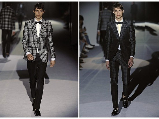 Formalwear inspiration for stylish grooms from Gucci