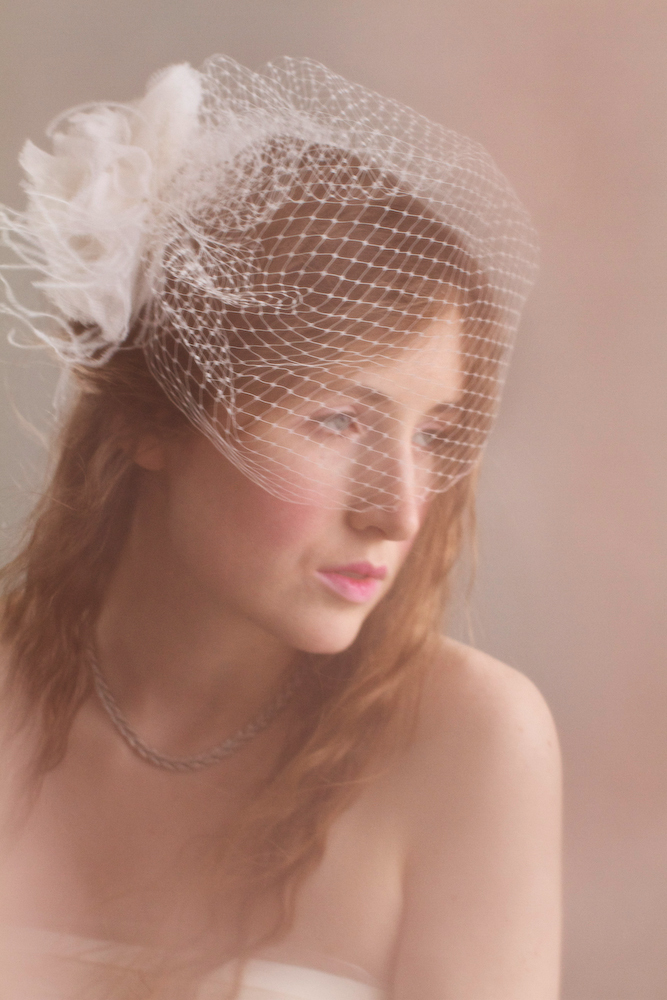 photo of Yestadt Millinery plus BHLDN Bridal Couture