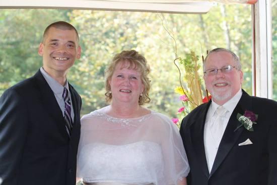 photo of Joel Marries Us