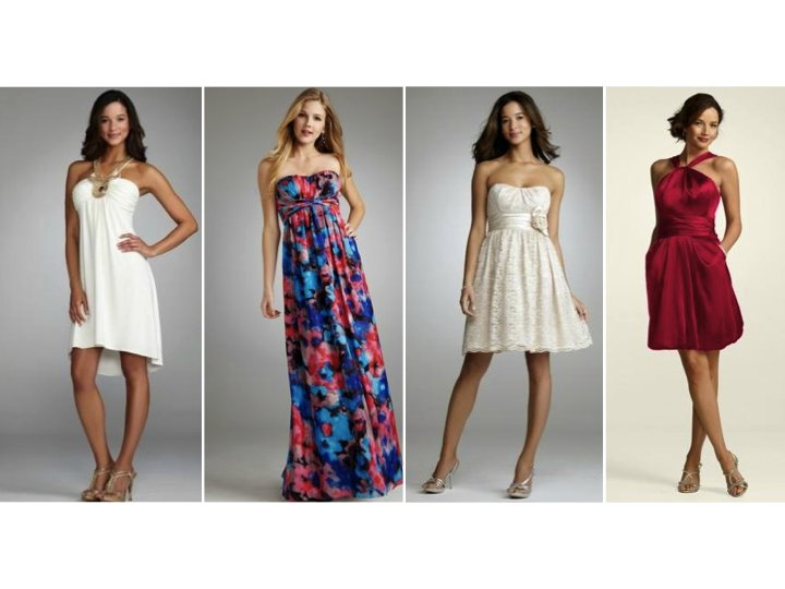 Special occasion dresses from david s bridal that are versatile