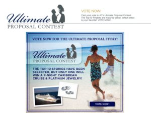 photo of Ultimate Proposal Contest: Help OneWed Nearlyweds WIN it All!