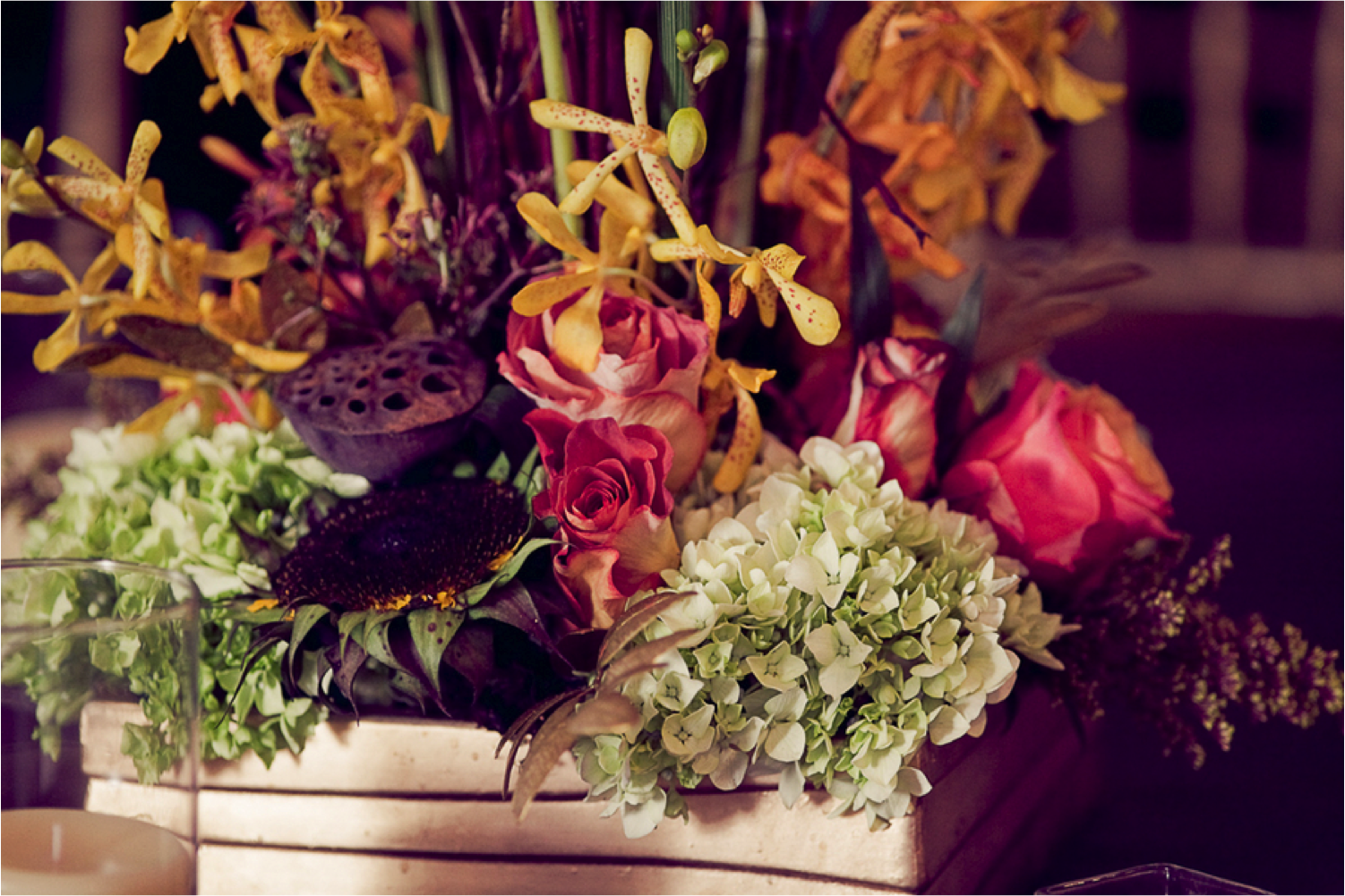 Fall Wedding Flowers Fall Wedding Centerpieces Fall