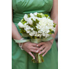 Green-bridesmaids-dresses-ivory-and-green-fresh-wedding-flowers-bouquet.square