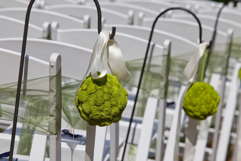 Garden Themed Wedding Decor: Elegant outdoor garden wedding ...
