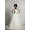 Classic-a-line-wedding-dress-embellished-skirt-tulle-beading-royal-wedding-inspired-wedding-hat.square