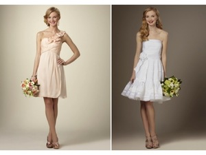 photo of The Limited Wedding Dresses and Bling for the Chic Budget Bride