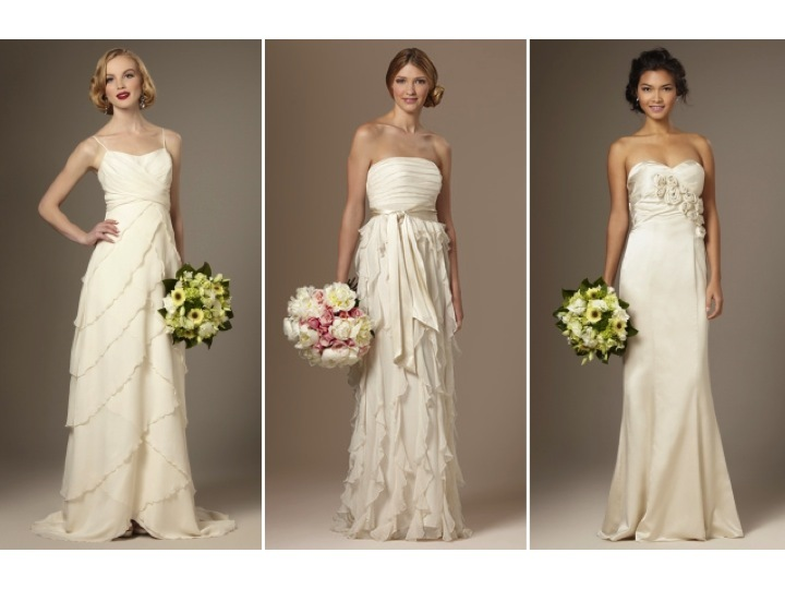 Classic Ivory Empire, A-line And Mermaid Wedding Dresses