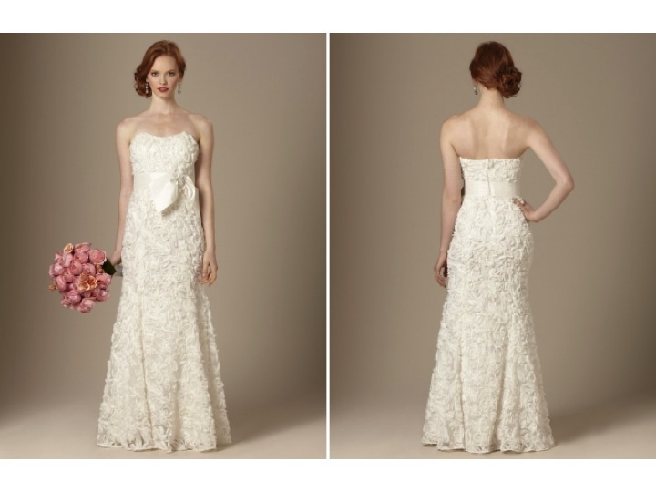 The Limited Wedding Dresses and Bling for the Chic Budget Bride ...