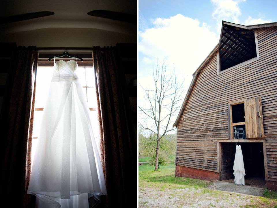 Outdoor-tn-wedding-white-wedding-dress-rustic-chic-reception-decor-barn-wedding-venue.full