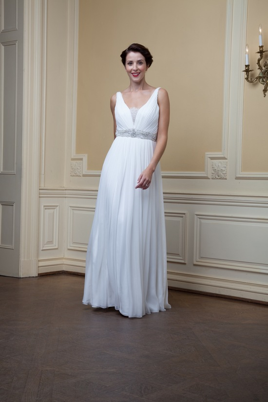 photo of Adelaide by Lea Ann Belter 2014 wedding dress