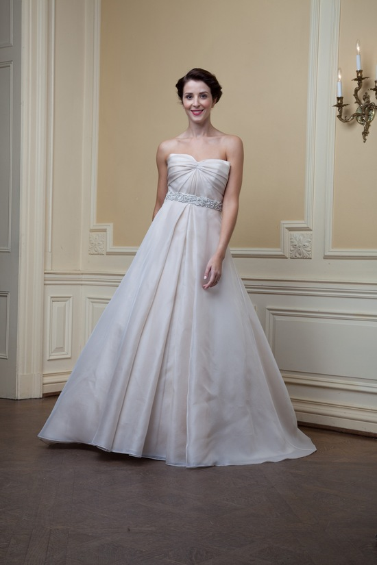 photo of Eloise by Lea Ann Belter Spring 2014 wedding dress