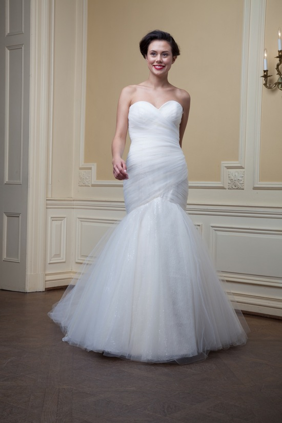 photo of Isla by Lea Ann Belter Spring 2014 wedding dress