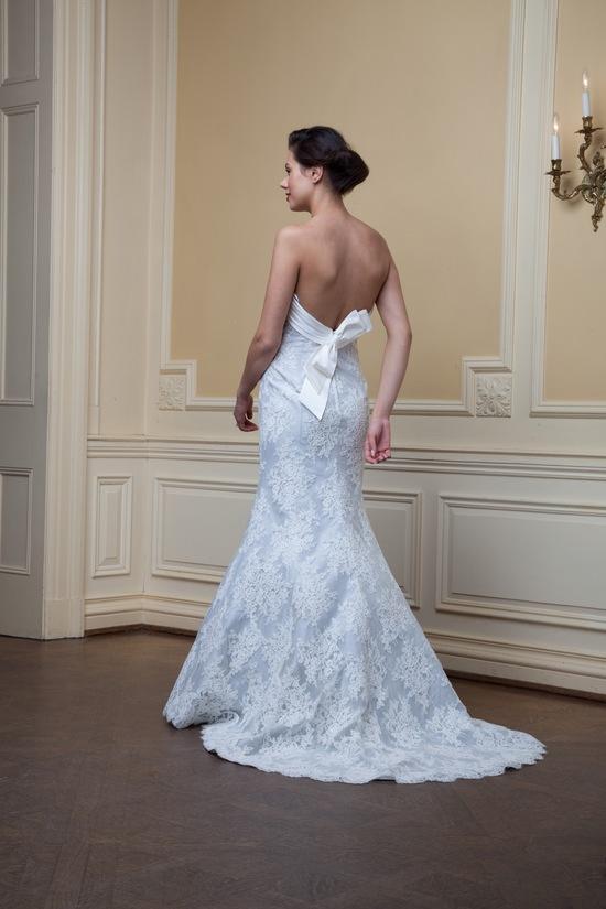 photo of Layla by Lea Ann Belter Spring 2014 wedding dress