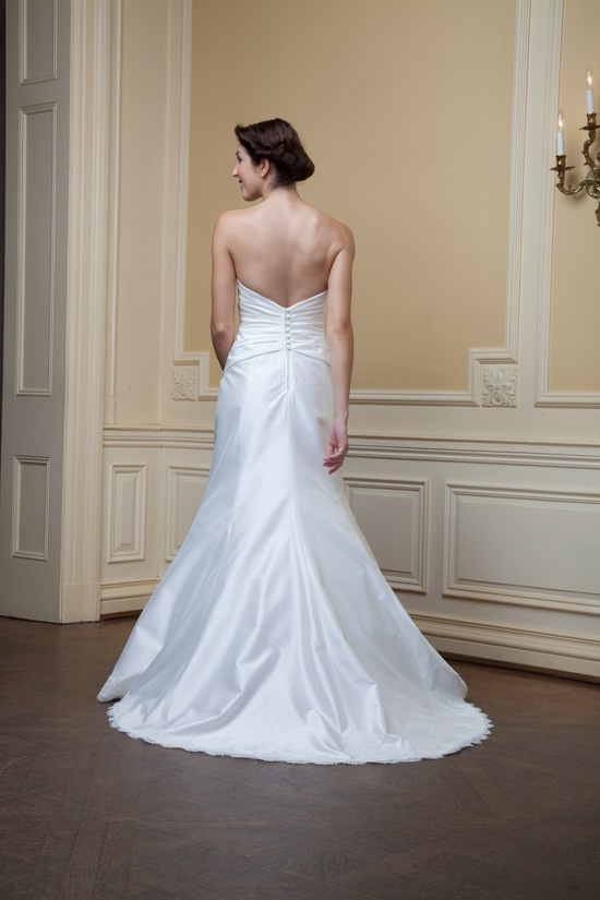 photo of Quinn by Lea Ann Belter Spring 2014 wedding dress