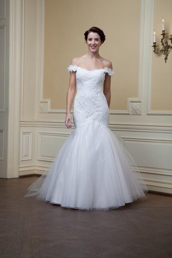 photo of Rosalie by Lea Ann Belter Spring 2014 wedding dress